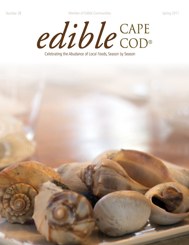 Cape Cod's Local Food Magazine